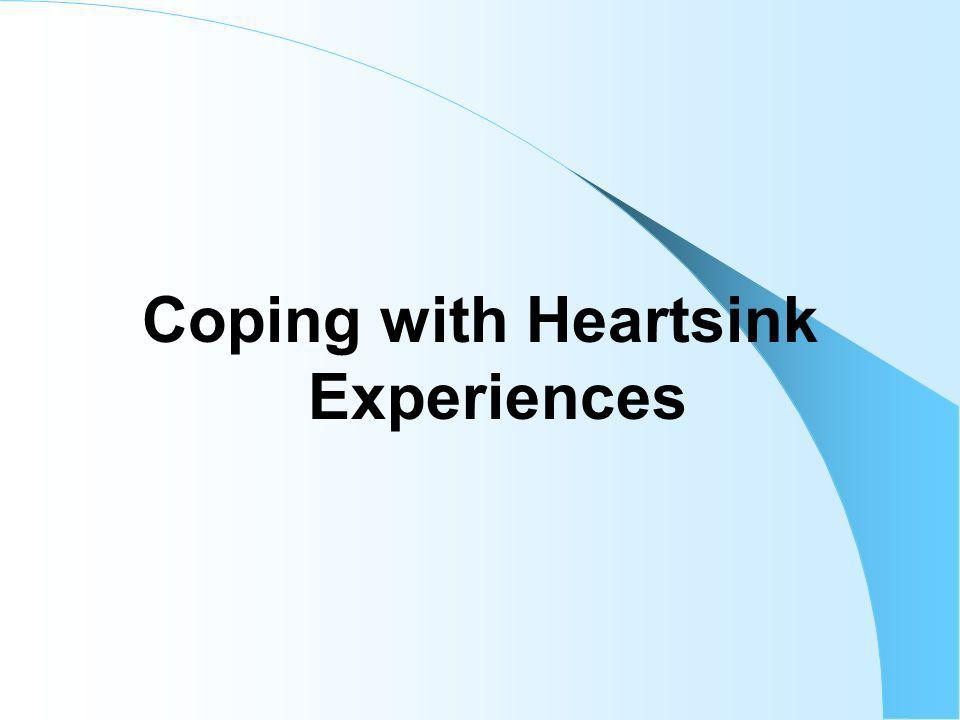 Coping with Heartsink Experiences
