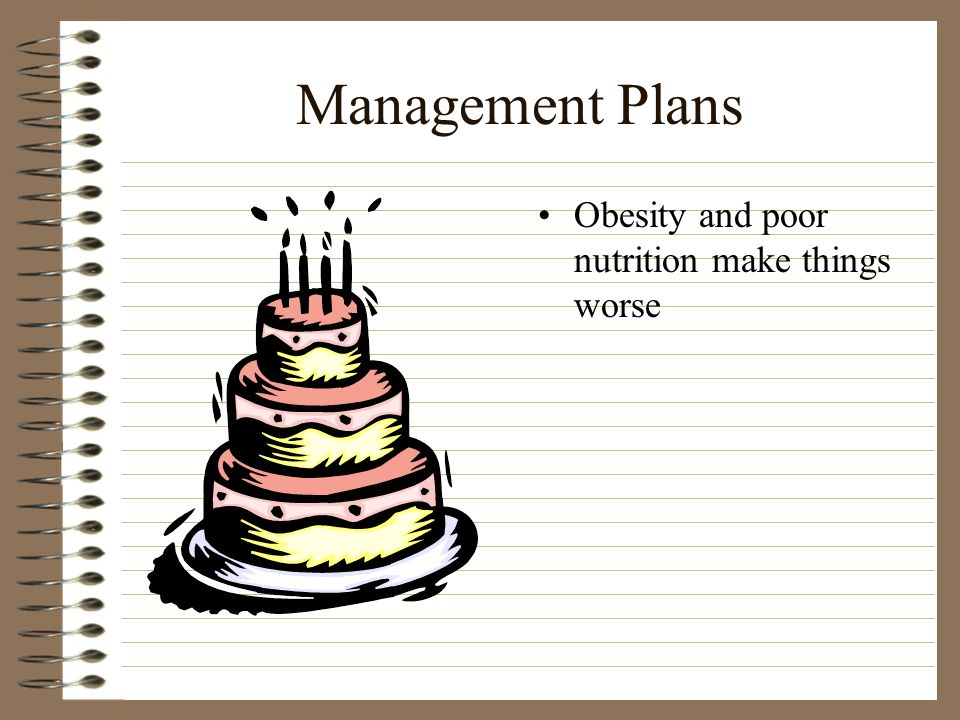 Management Plans Exercise.