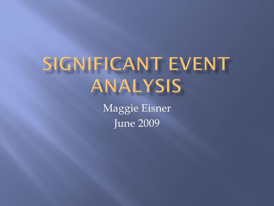 Maggie Eisner June 2009