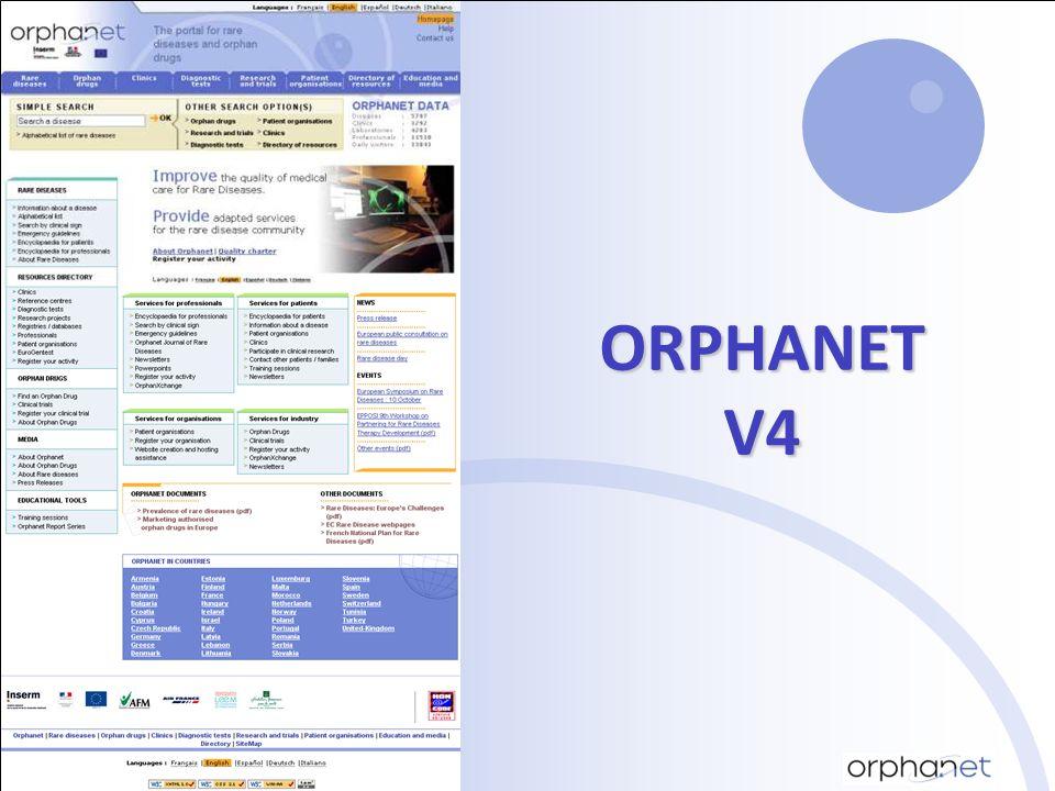 ORPHANETV4
