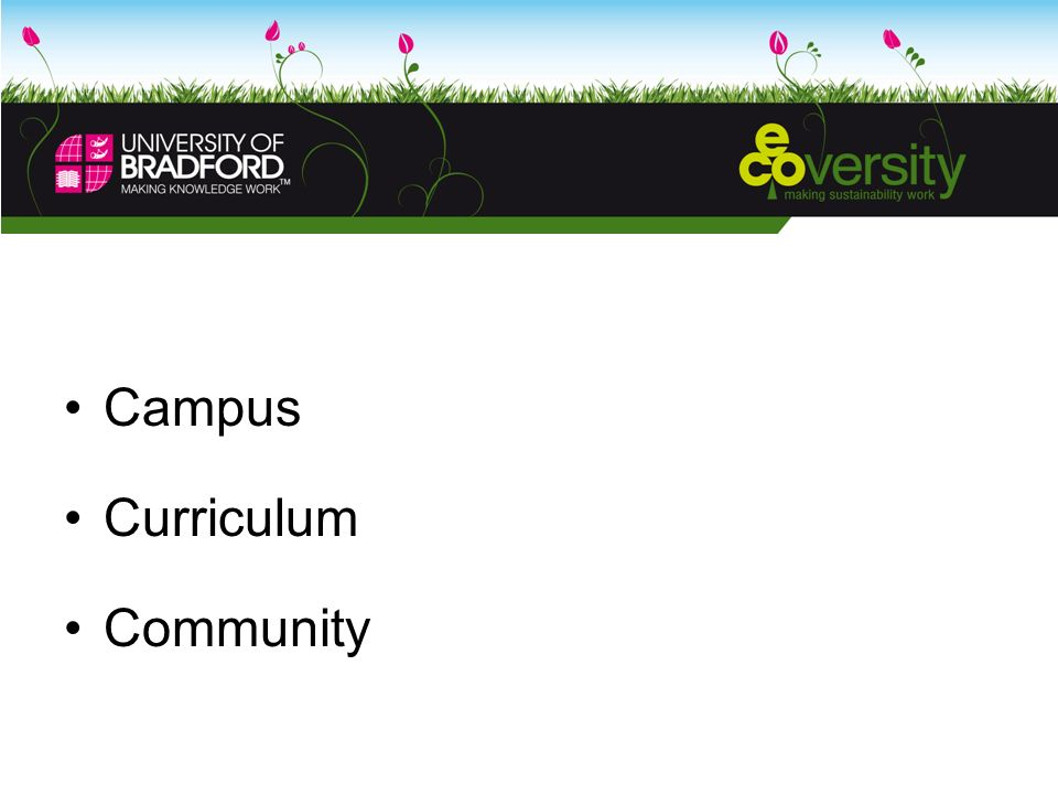 Campus Curriculum Community