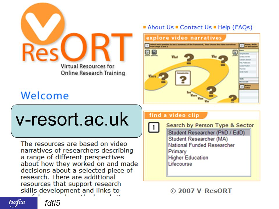 fdtl5 v-resort.ac.uk
