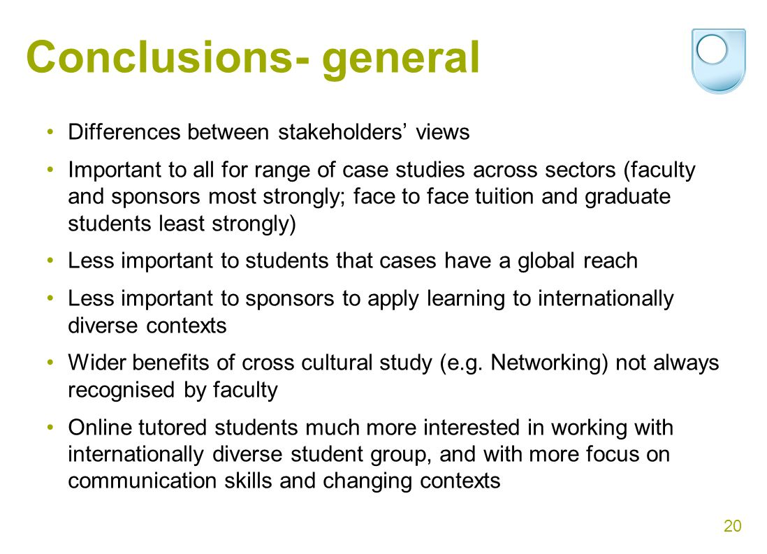 21 Implications for Curriculum Development & Implementation Challenges of single or multiple contexts in curriculum, e.g.