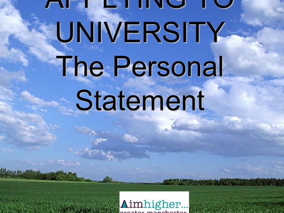 Do Set aside plenty of time to complete your statement.