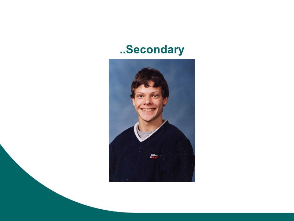 ..Secondary