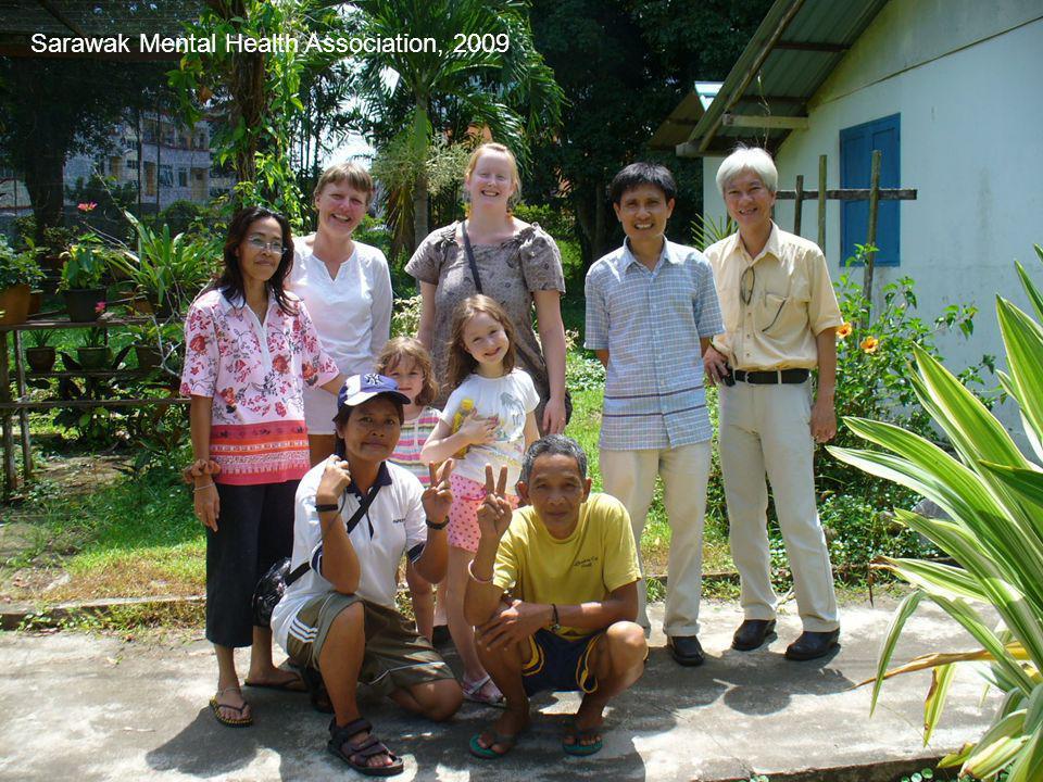 www.bournemouth.ac.uk 10 Sarawak Mental Health Association, 2009