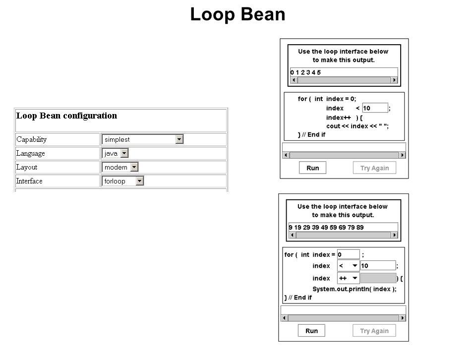 Loop Bean