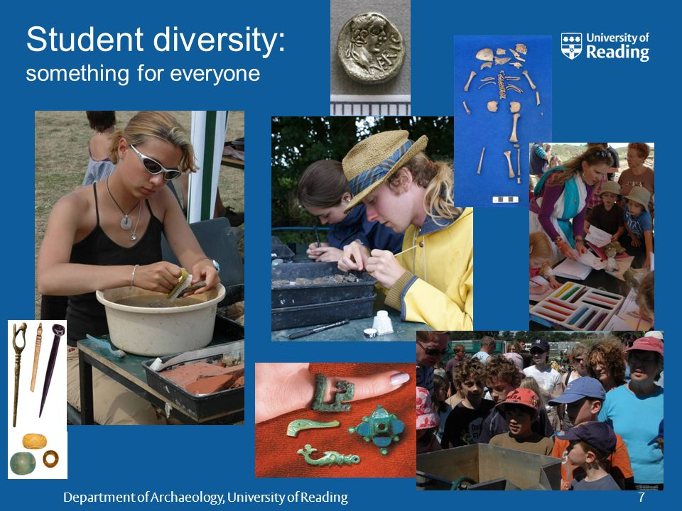 Department of Archaeology, University of Reading28 What Students Want to be employable