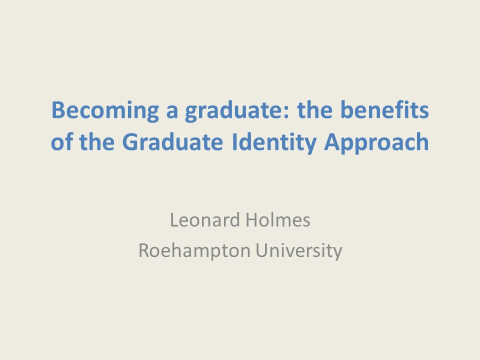 Using Graduate Identity approach: In what ways can students in your institution (or on your module, unit, course, programme) rehearse identity practices warranting in relation to future employment.