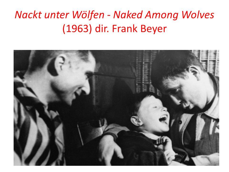 Nackt unter Wölfen - Naked Among Wolves (1963) dir. Frank Beyer 15