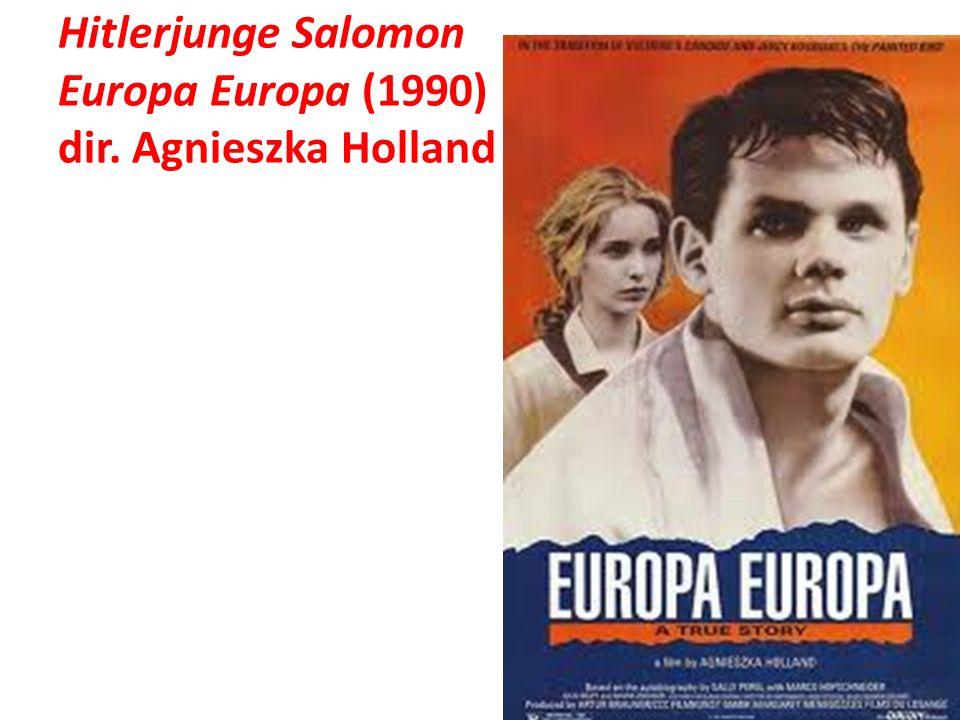 Hitlerjunge Salomon Europa Europa (1990) dir. Agnieszka Holland 16