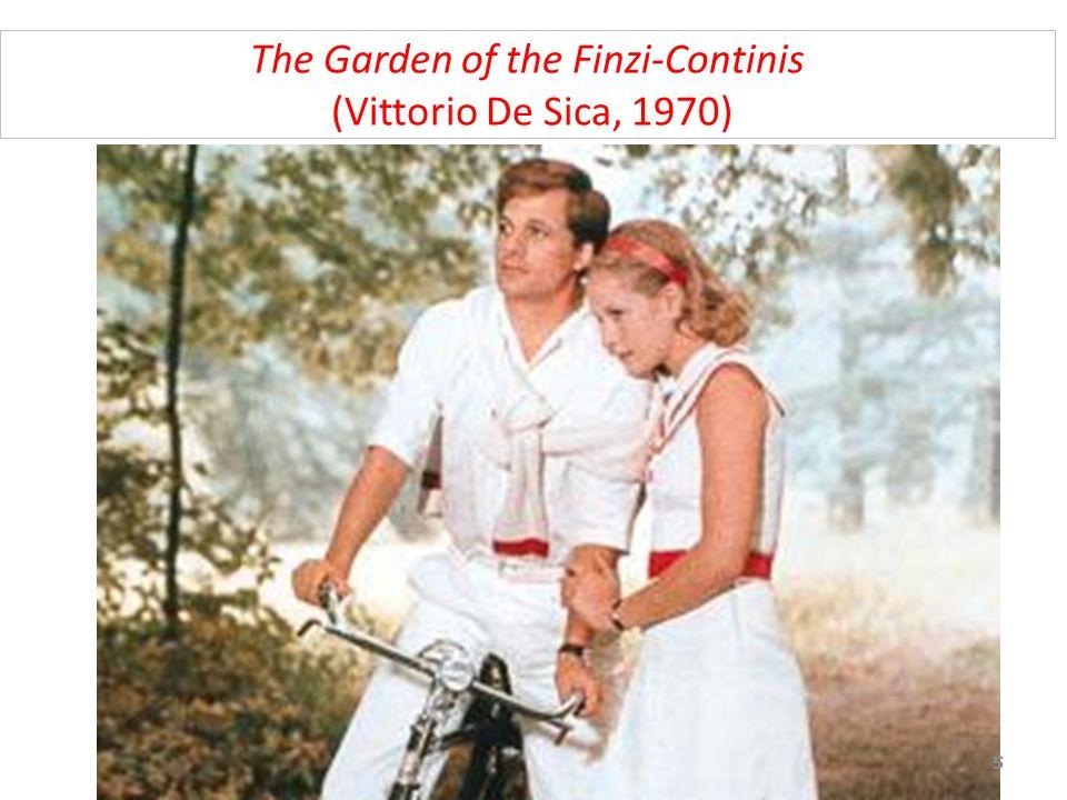 The Garden of the Finzi-Continis (Vittorio De Sica, 1970) 5