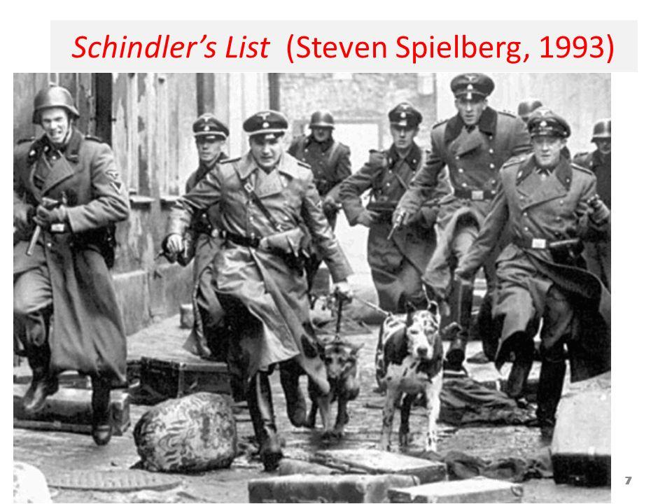 Schindlers List (Steven Spielberg, 1993) 7