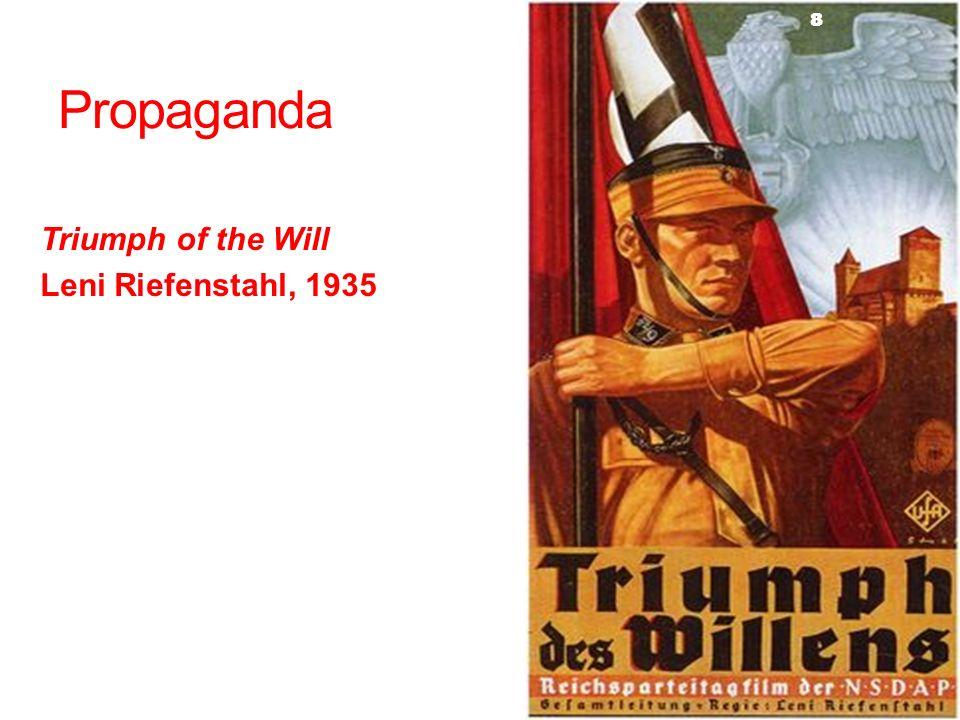 Propaganda Triumph of the Will Leni Riefenstahl, 1935 8