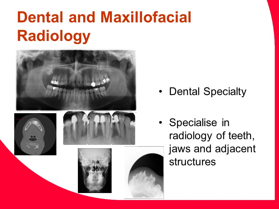 Dental Radiology in the UK : 11 million / year