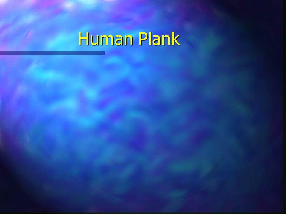 Human Plank