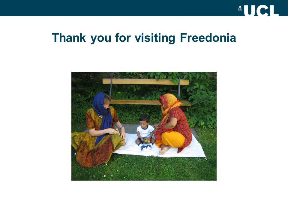 Thank you for visiting Freedonia