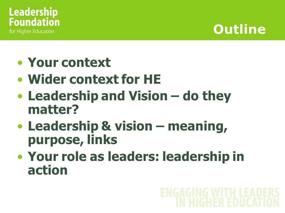 Leadership is…...