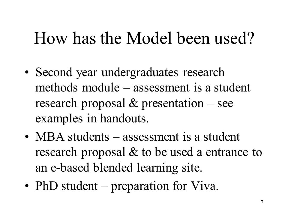 What problems have your students encountered in research modules associated with Abstract Conceptualization.