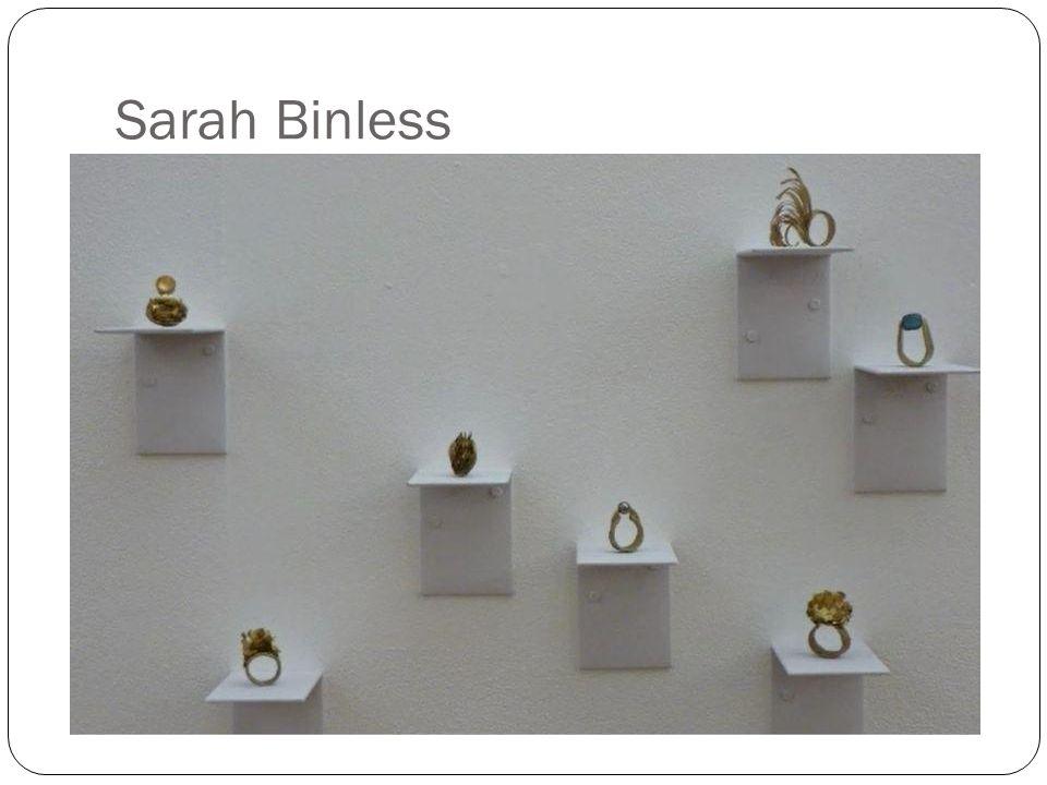 Sarah Binless