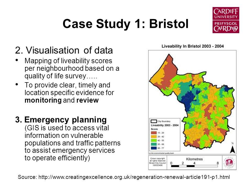 Case Study 1: Bristol 2.