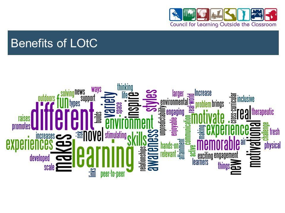 Benefits of LOtC