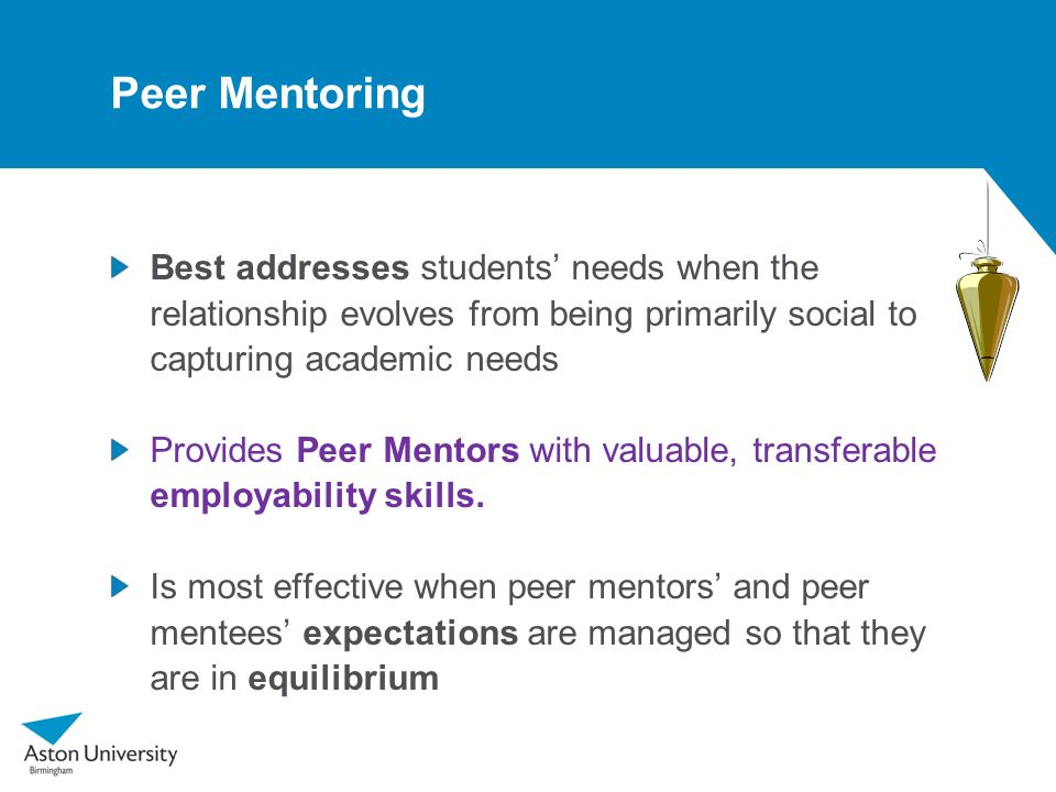 Survey Peer mentoring and transition Concerns before university Settling in Academic issues Peer mentoring following transition Making the most of academic opportunities Accessing wider support Learning Reciprocity Relationship building Mutuality