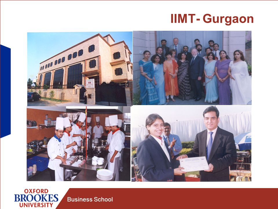 Business School IIMT- Gurgaon
