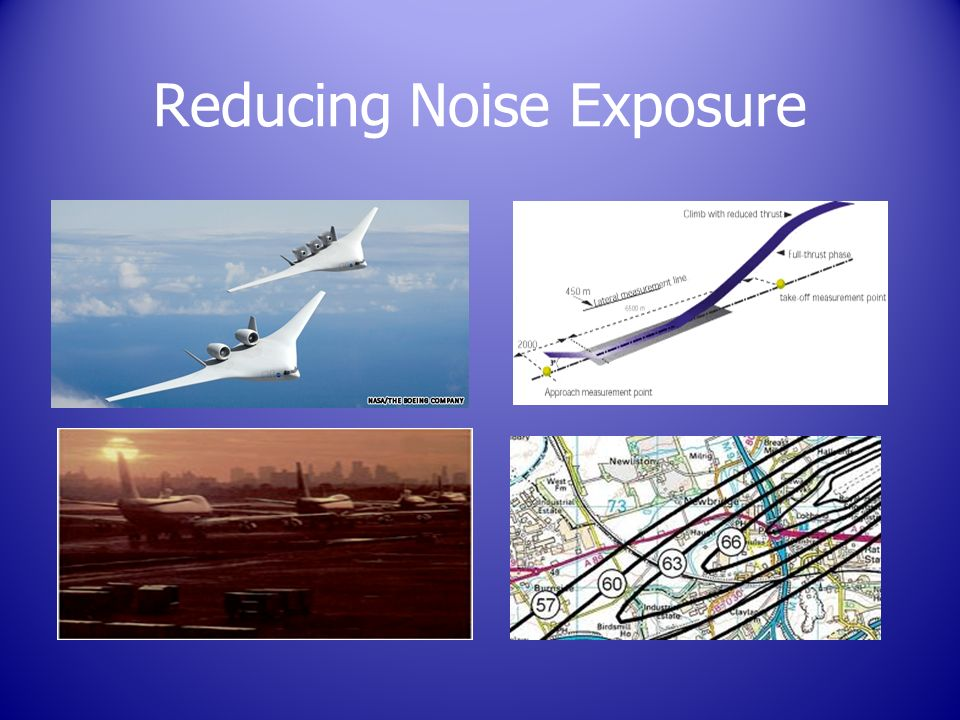 Reducing Noise Exposure