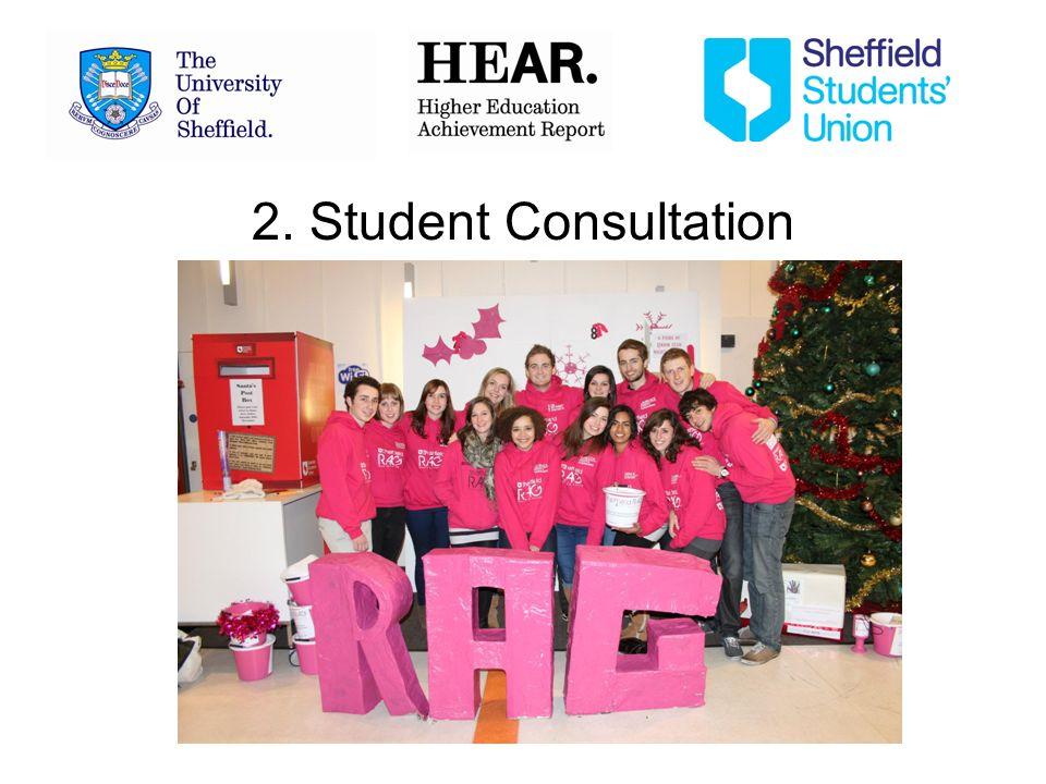 2. Student Consultation