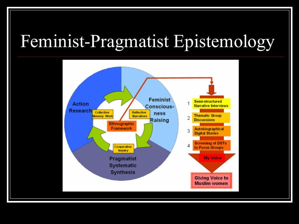 Feminist-Pragmatist Epistemology