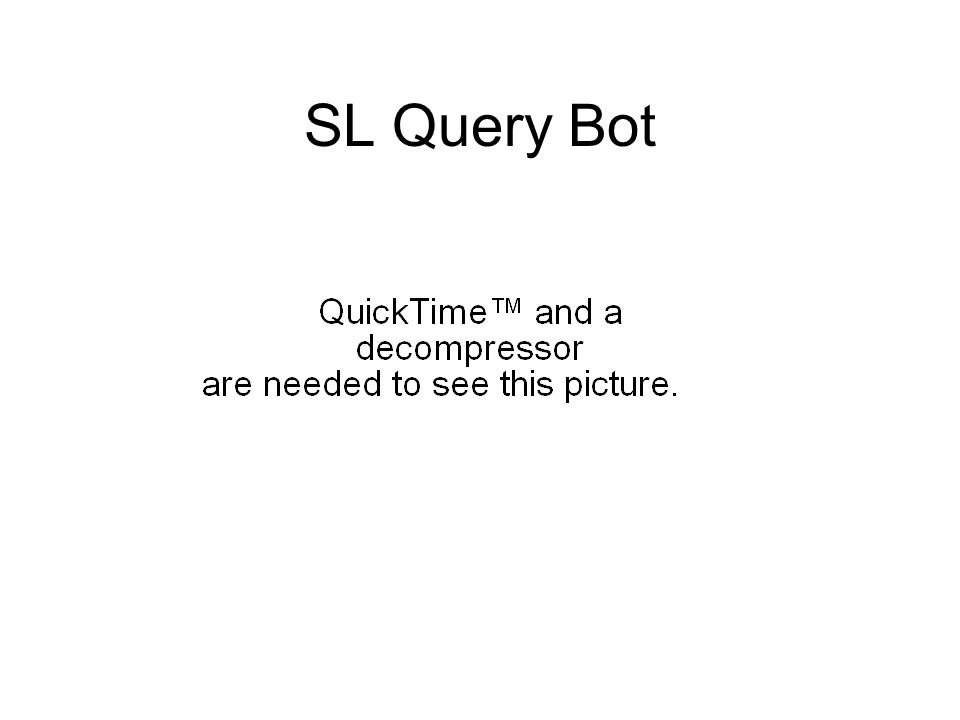 SL Query Bot