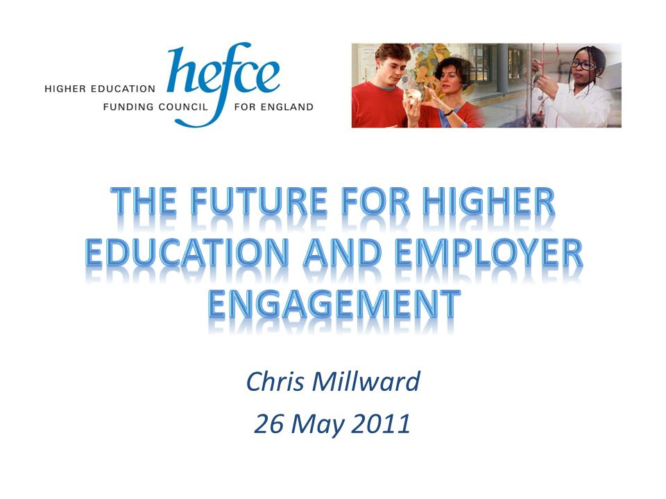 Chris Millward 26 May 2011