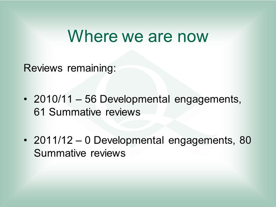 Development of the new method Constraints: no DE convergence with Institutional Review four judgements thematic element