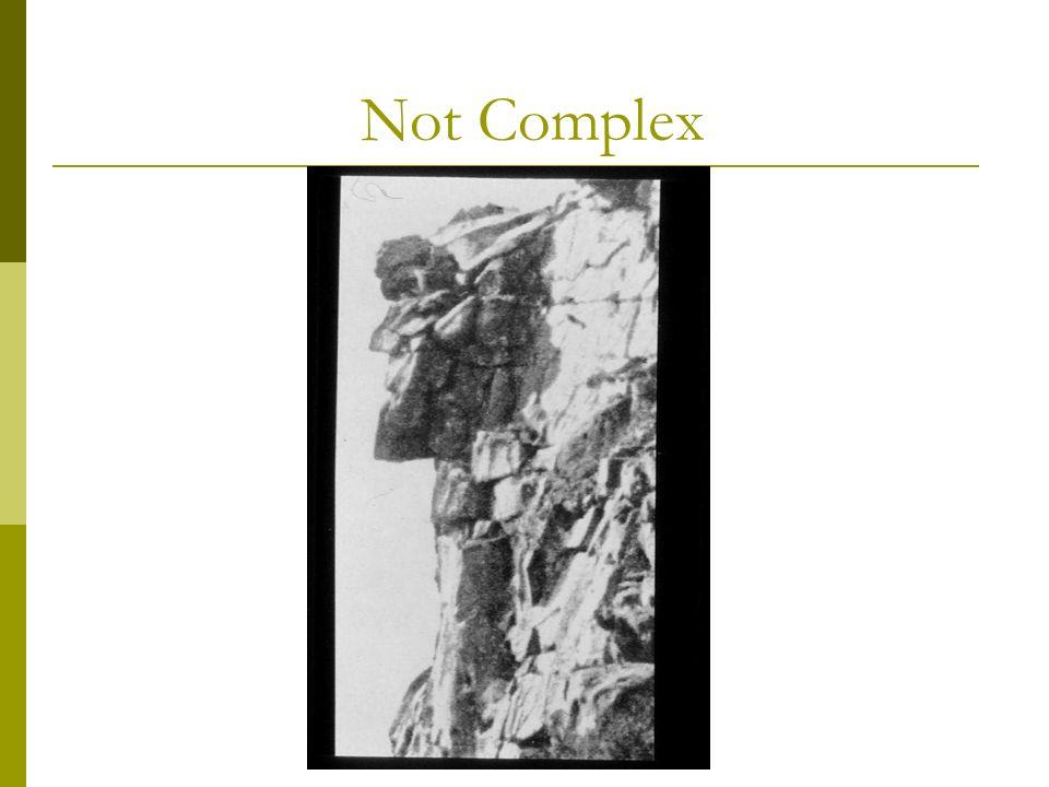 Not Complex