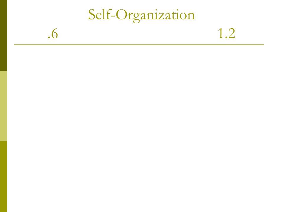 Self-Organization.61.2