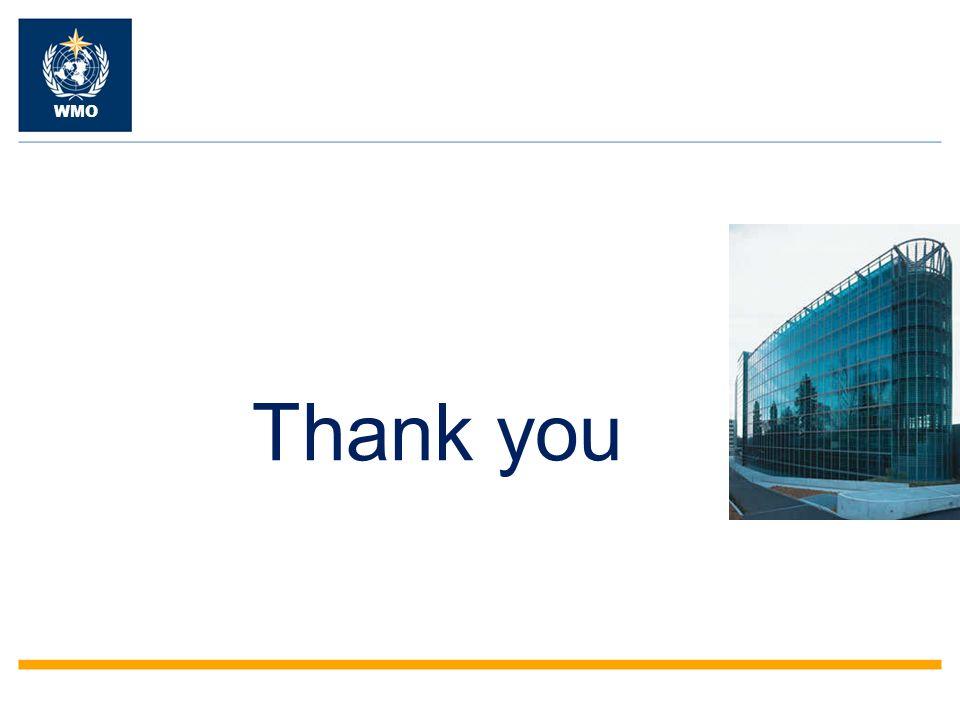 WMO Thank you