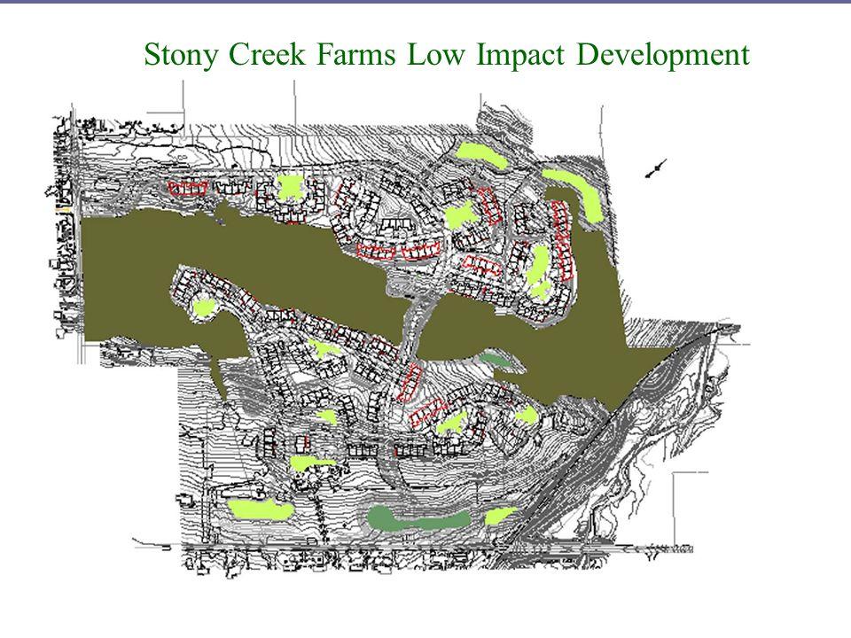 Stony Creek Farms Low Impact Development