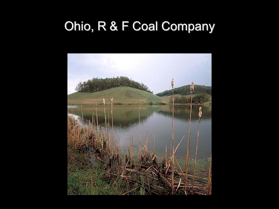 Ohio, R & F Coal Company