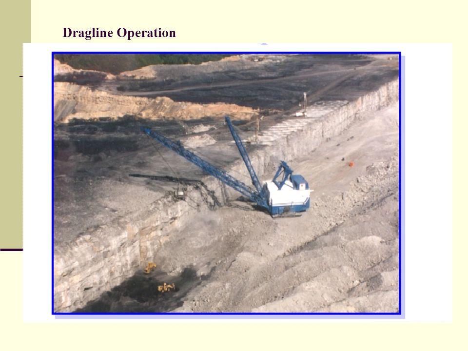 Dragline Operation