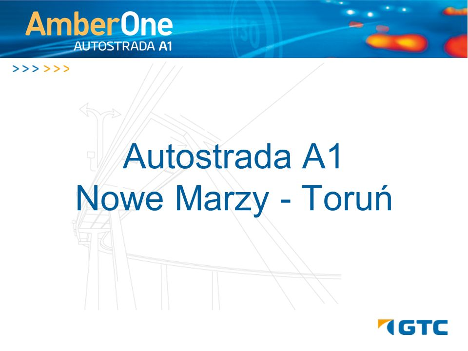 Autostrada A1 Nowe Marzy - Toruń