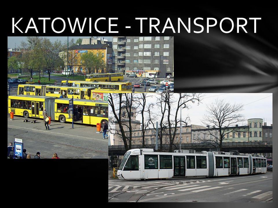 KATOWICE - TRANSPORT