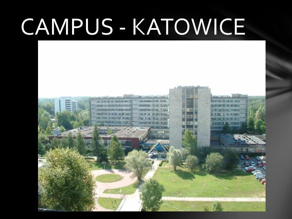 CAMPUS - KATOWICE