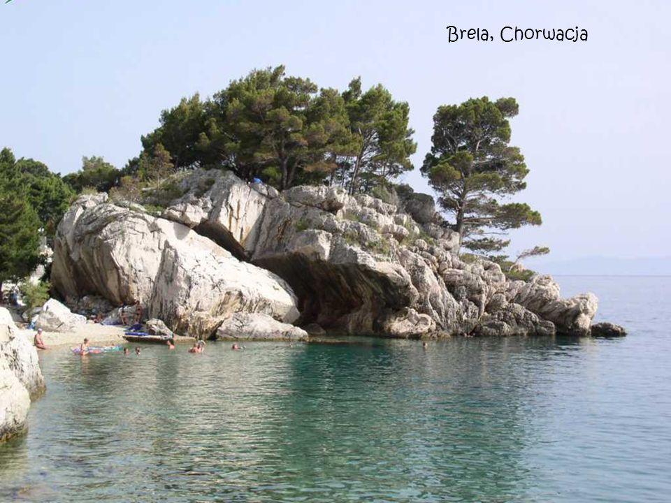 Porto Katsiki beach, Grecja