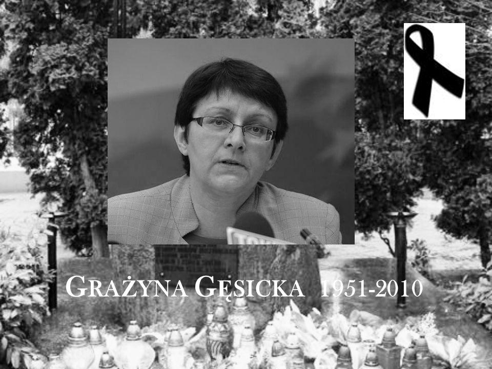 G RA Ż YNA G Ę SICKA 1951-2010