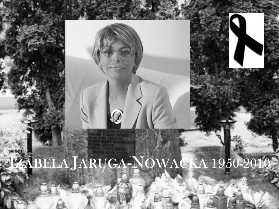 I ZABELA J ARUGA -N OWACKA 1950-2010