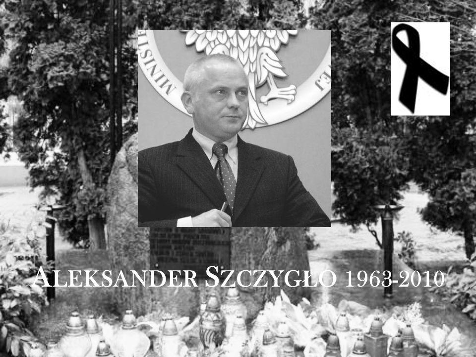 A LEKSANDER S ZCZYG Ł O 1963-2010