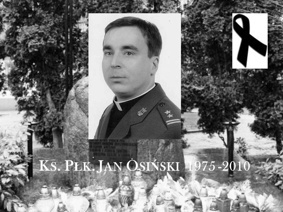 K S. P Ł K. J AN O SI Ń SKI 1975 -2010