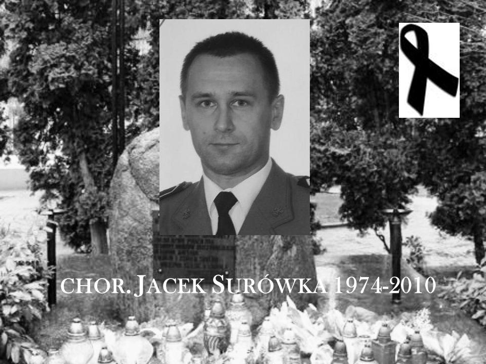 CHOR. J ACEK S URÓWKA 1974-2010