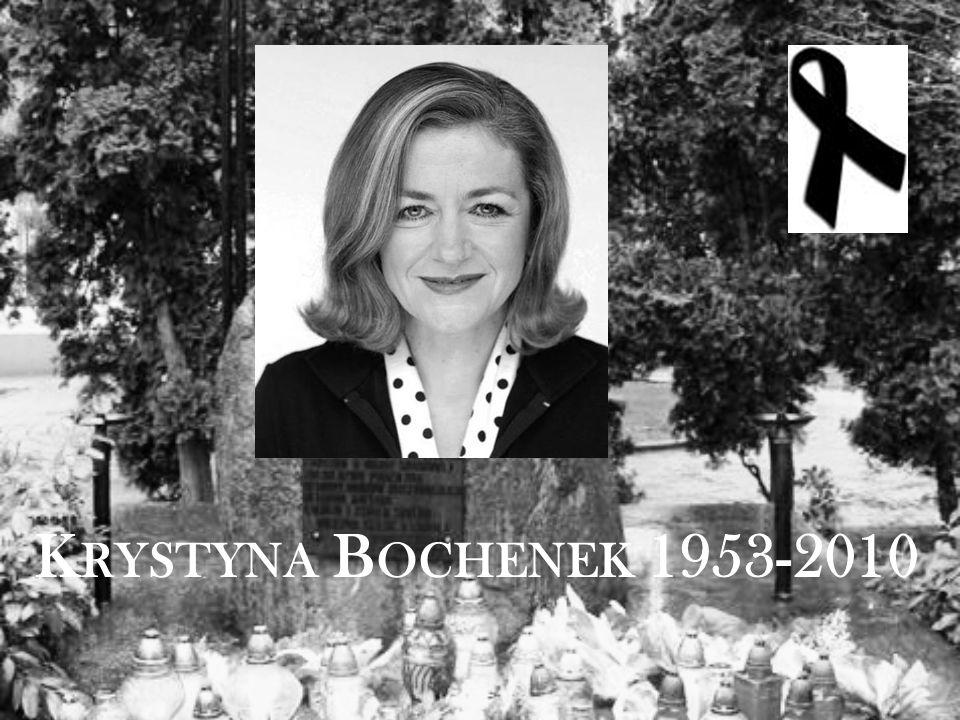 K RYSTYNA B OCHENEK 1953-2010